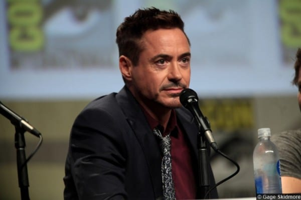 Robert Downey Jr Comic Con 2014