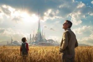Tomorrowland Poster 2