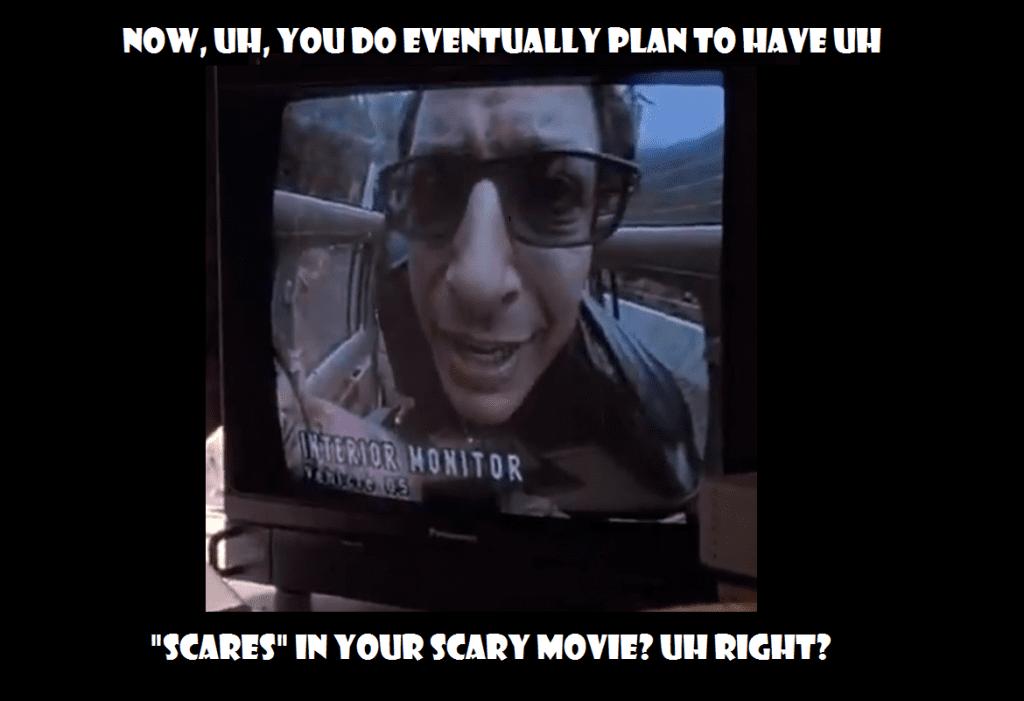 INSIDIOUS scares