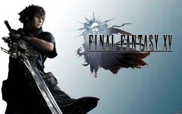 Noctis Final Fantasy XV