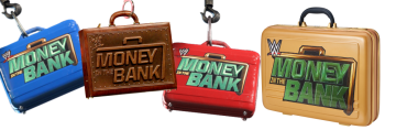 Money In The Bank Briefcases