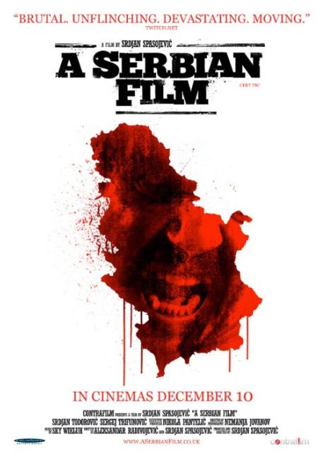 Serbian Film Poster