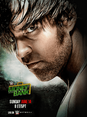 Wwe Money In The Bank 2015 Poster