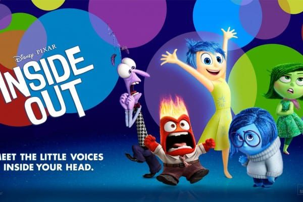 Pixar Inside Out Poster 3