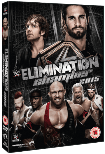 Wwe Elimination Chamber 2015 Dvd