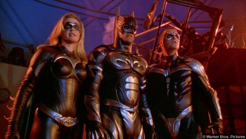 Batgirl Batman Robin