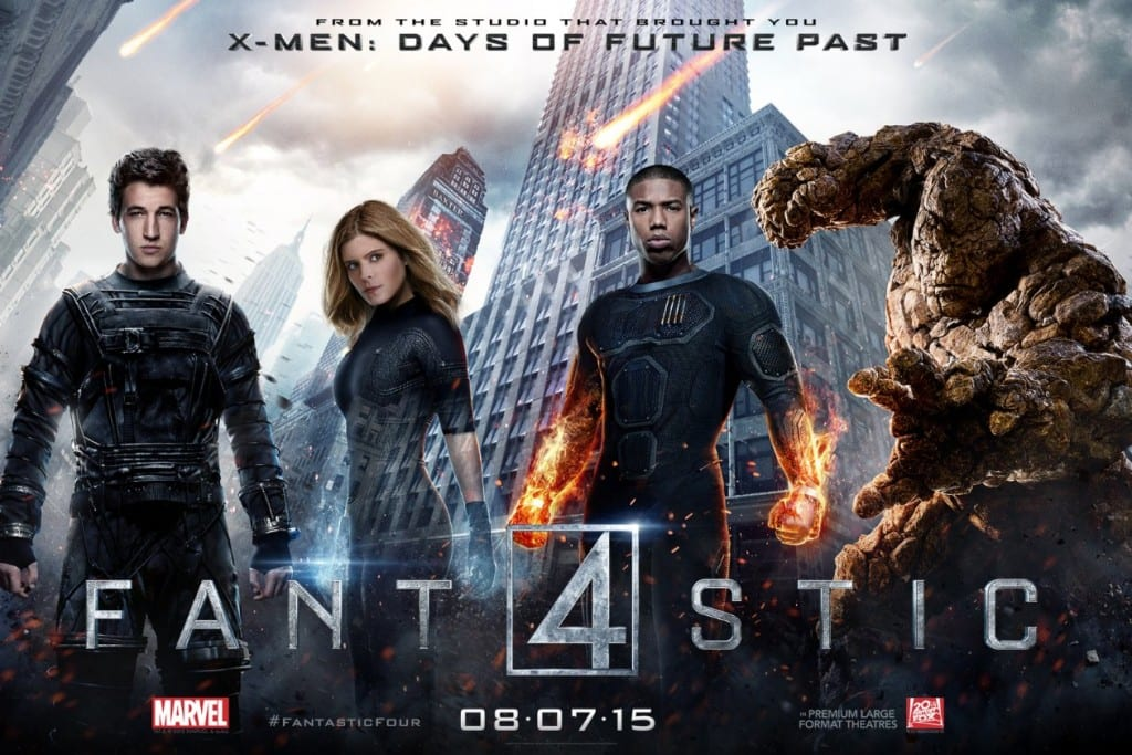 Fantastic Four Poster 2