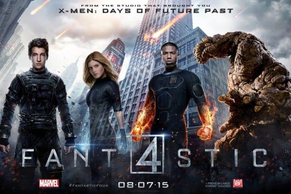 Fantastic Four Poster 2