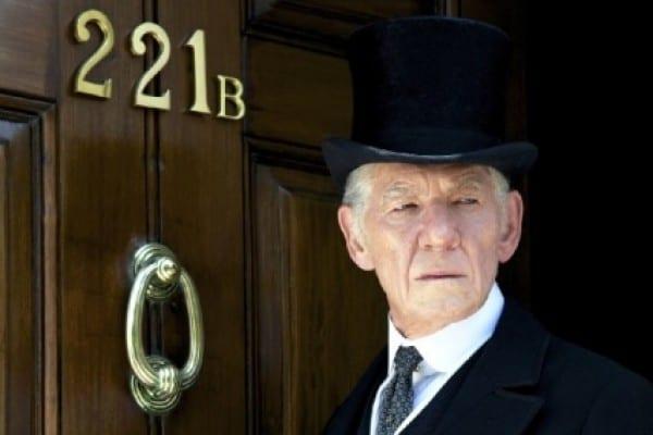 Mr Holmes Ian Mckellen