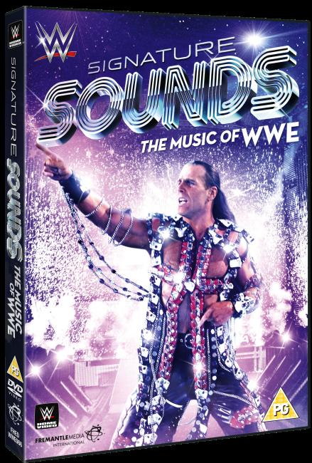 Signature Sounds Wwe Dvd