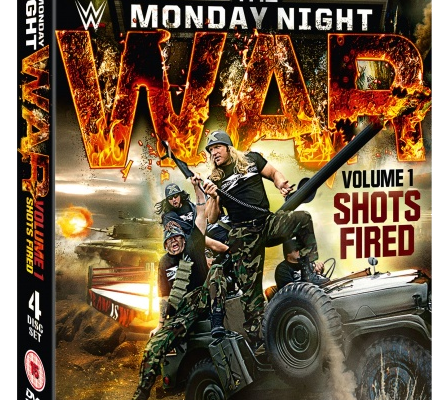 Wwe Monday Night Dvd