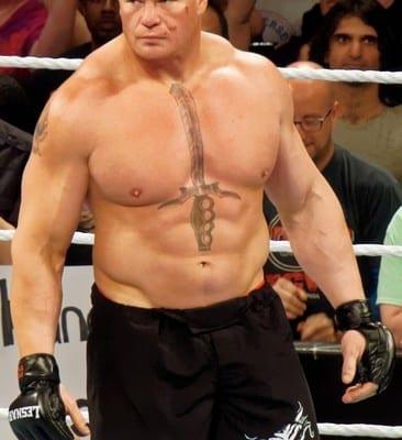 Brock Lesnar 17042015