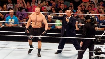 Brock Lesnar Paul Heyman 17042015