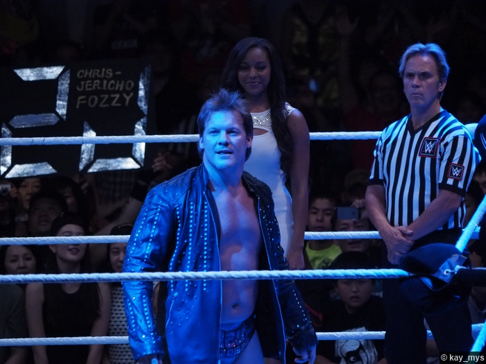 Chris Jericho 040715