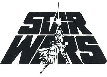 Star Wars Retro Logo 2