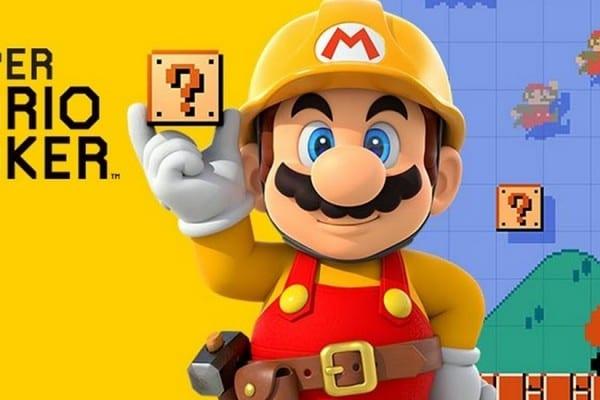 Super Mario Maker A2