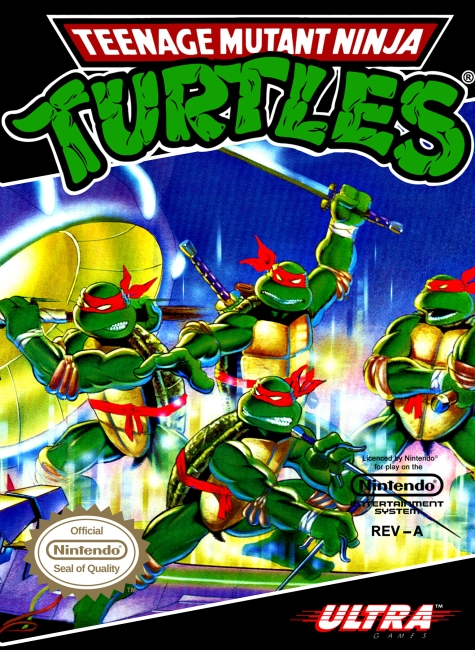 Teenage Mutant Ninja Turtles Nes