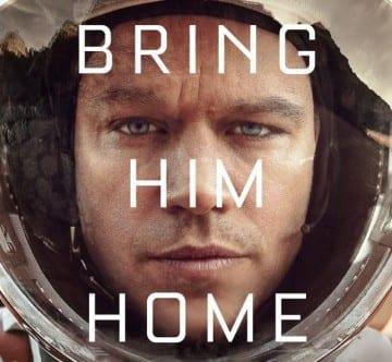 Martian Poster 1a