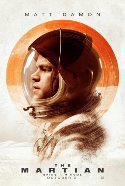 Martian Poster 3
