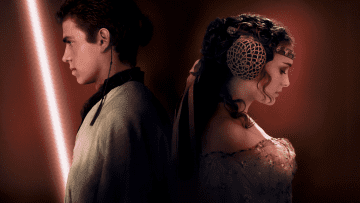Star Wars Anakin Skywalker Padme
