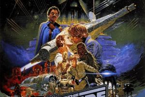 Star Wars Empire Strikes Back Poster 2
