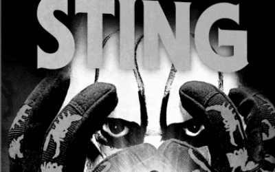 Sting Dvd Cover