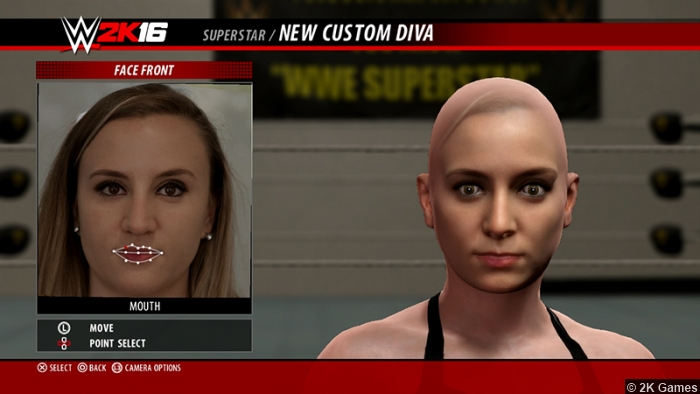 Wwe 2k16 Face Custom Superstar