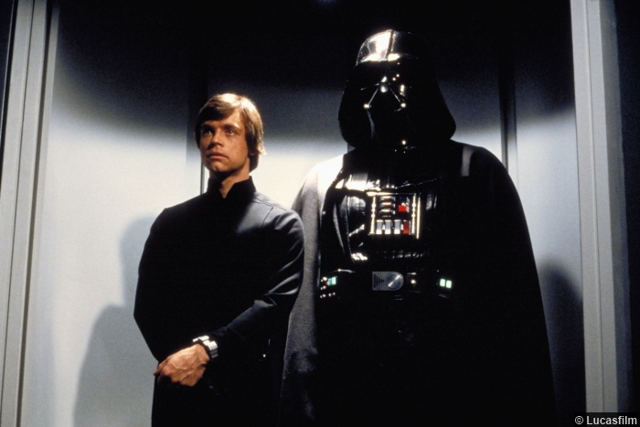 Star Wars Luke Skywalker Darth Vader Return Jedi