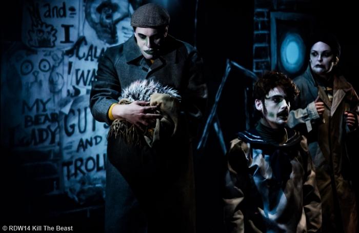 Theatre He Had Hairy Hands 2