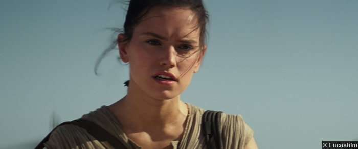 Star Wars Awakens Daisy Ridley Rey