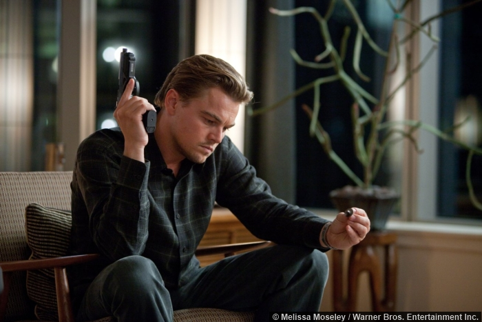 Inception Leonardo Dicaprio