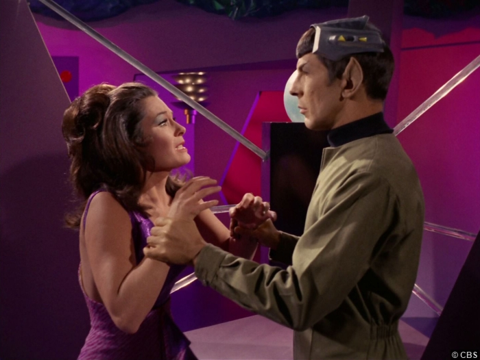 Star Trek Spocks Brain