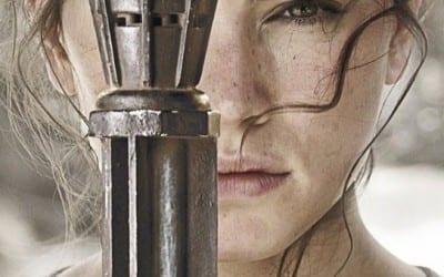 Star Wars Force Awakens Rey Poster