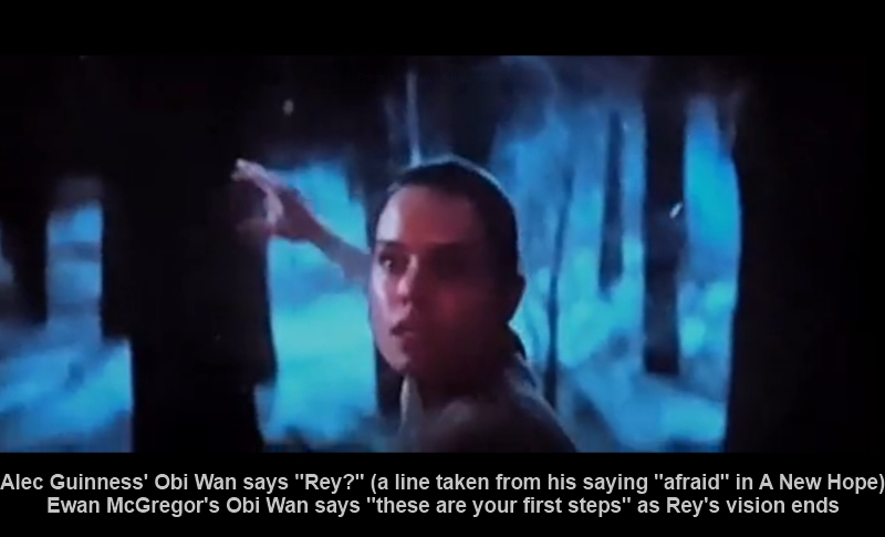 Star Wars Rey Theory 9