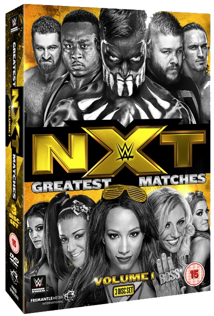 Nxt Greatest Matches Vol 1 Dvd