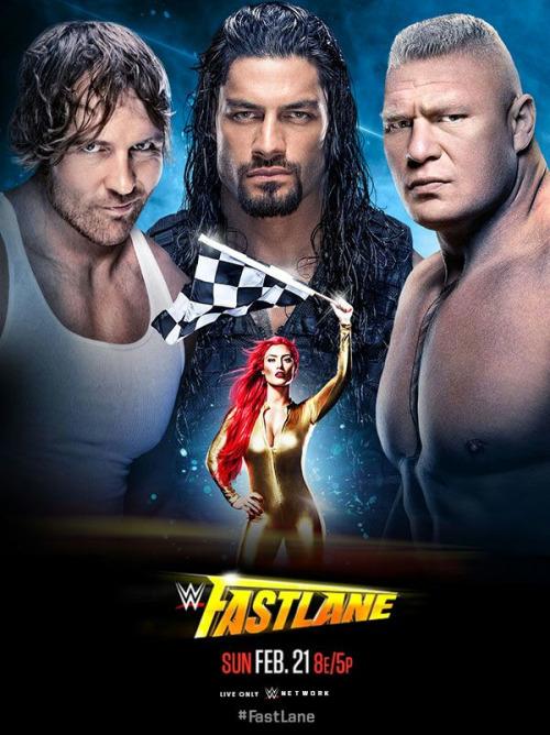 wwe-fast-lane-2016-poster