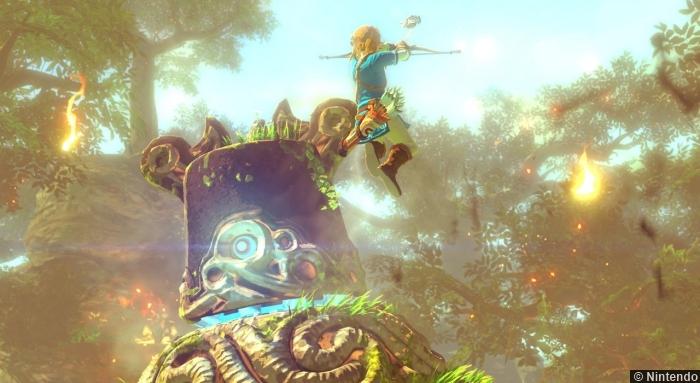 Zelda Nintendo U