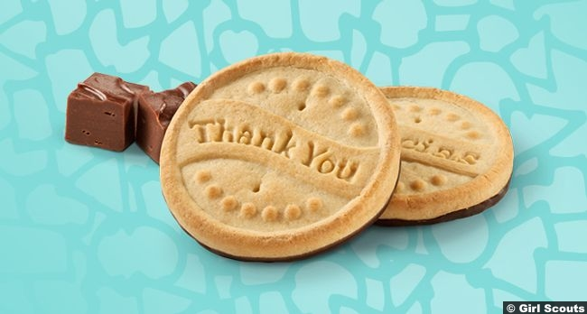 Thanks-a-Lot Cookies
