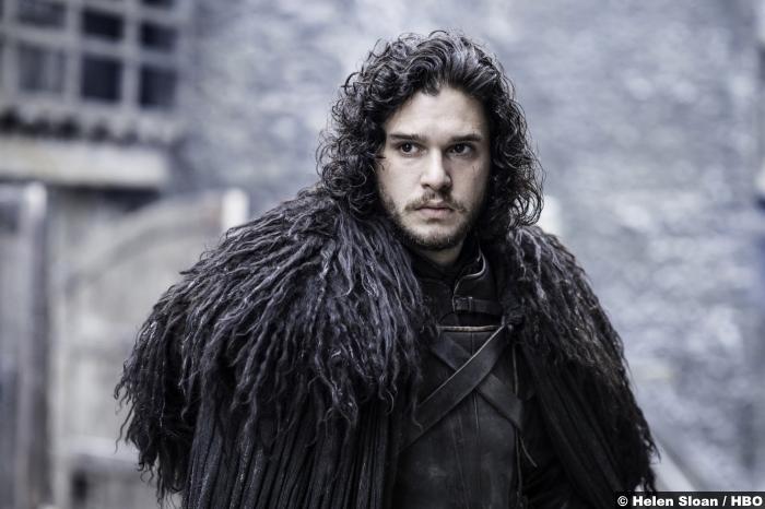 Game Thrones S5 Kit Harington Jon Snow
