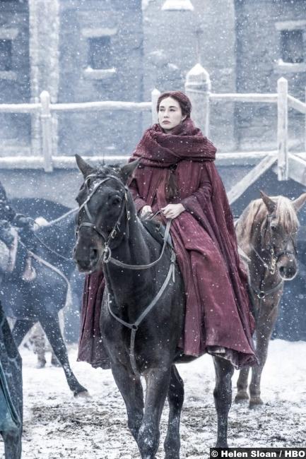 Game Thrones S6 Carice Van Houten Melisandre