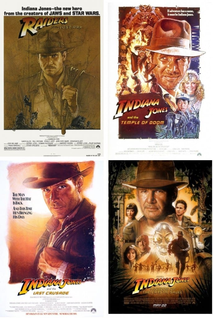 indiana-jones-film-posters