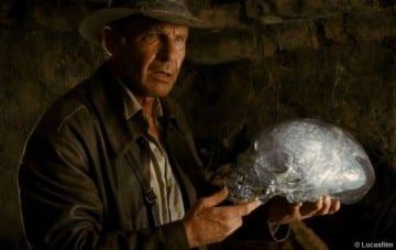 Indiana Jones Kingdom Skull Harrison Ford