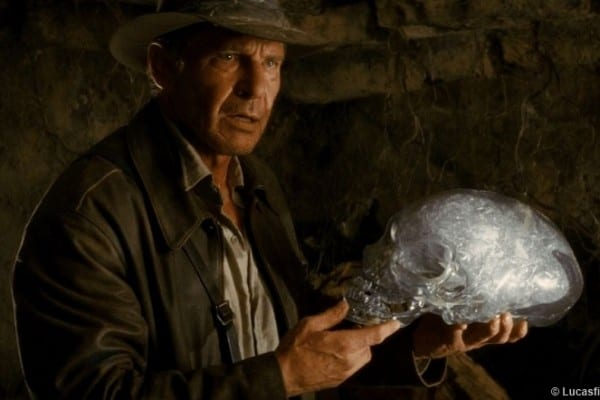 Indiana Jones Kingdom Skull Harrison Ford