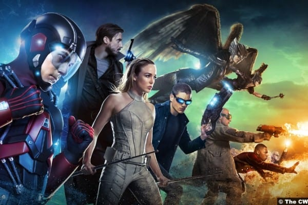 Legends Tomorrow Poster 2