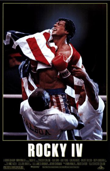 Rocky Iv Poster
