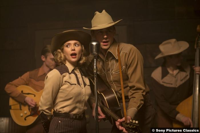 Saw Light Elizabeth Olsen Tom Hiddleston Hank Williams Audrey Mae Williams