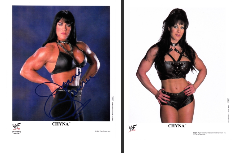 Chyna Before After