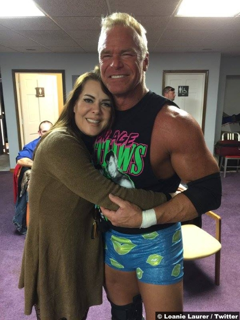 Chyna Billy Gunn
