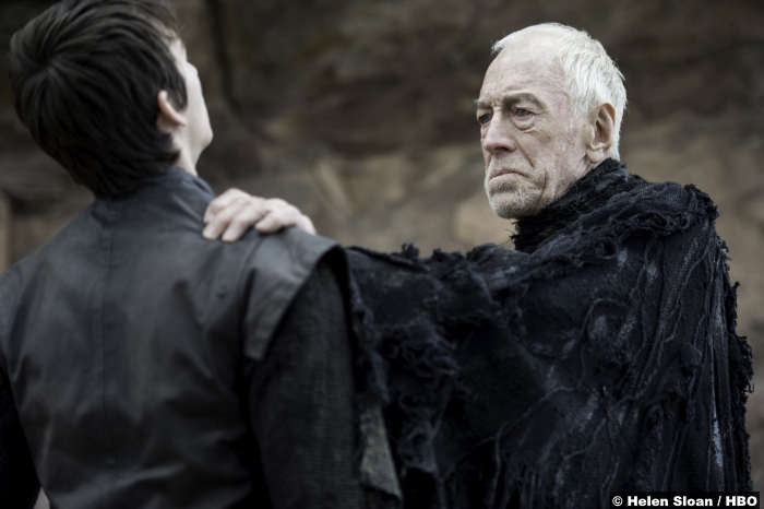 game-thrones-s6-2-max-von-sydow-isaac-hempstead-wright-bran-stark-three-eyed-raven