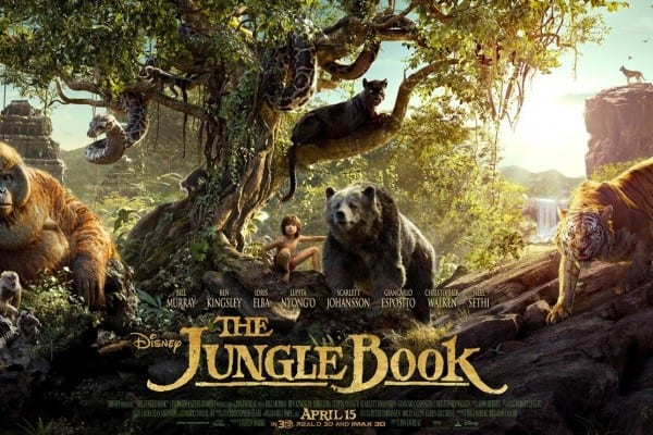 Jungle Book Poster 2